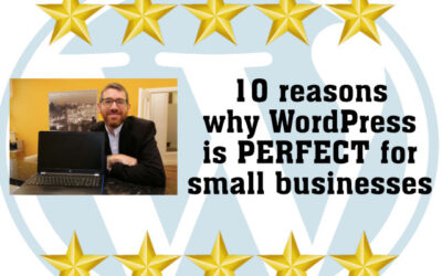 TEN reasons why WordPress is PERFECT for small businesses